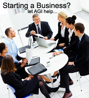 Starting a Business, let AGI help